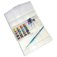 Cotman Half Pan & Tube Painting Plus Set