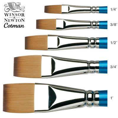 Cotman Series 666 One Stroke Brush