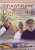 Crawshaw Paints Acrylics DVD