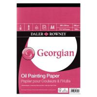 Daler Rowney Georgian Oil Painting Pad