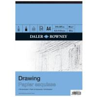 Daler Rowney Smooth Drawing Pad 96gsm
