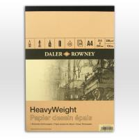 Daler Rowney Heavyweight 220gsm Cartridge Pad
