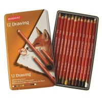Derwent Drawing Pencils Tin