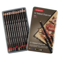Derwent Tinted Charcoal Tins