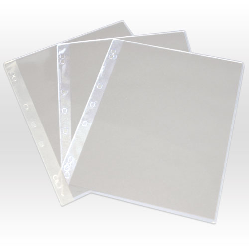 portfolio plastic display sleeves   ken bromley art supplies