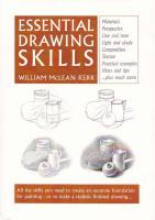 Essential Drawing Skills by William McLean Kerr
