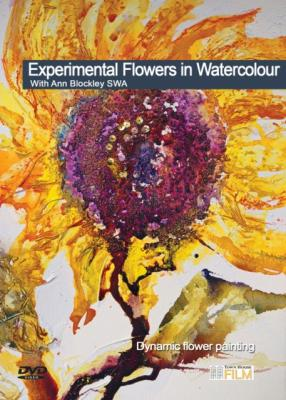 Experimental Flowers In Watercolour DVD