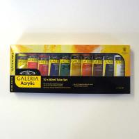 Galeria 10 x 60ml Tube Set