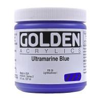 Golden Heavy Body Colours 237ml Tubs