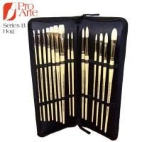 Pro Arte Brush Case Set Hog