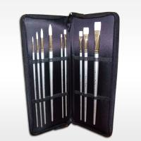 Pro Arte Brush Case Set Long Handle Acrylix