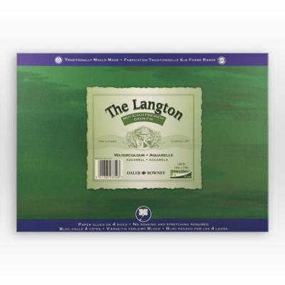 Langton Watercolour Paper Block