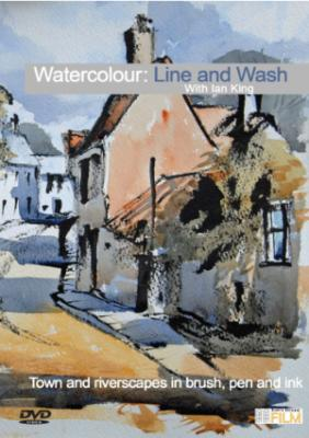 Watercolour Line and Wash with Ian King DVD