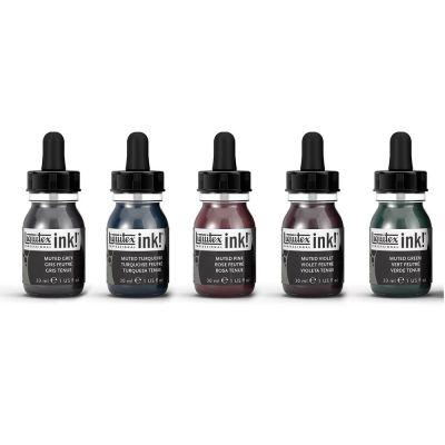 Liquitex 30ml Ink Muted Colours