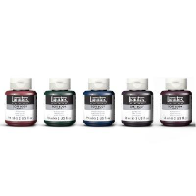 Liquitex Soft Body 59ml Jar Muted Colours