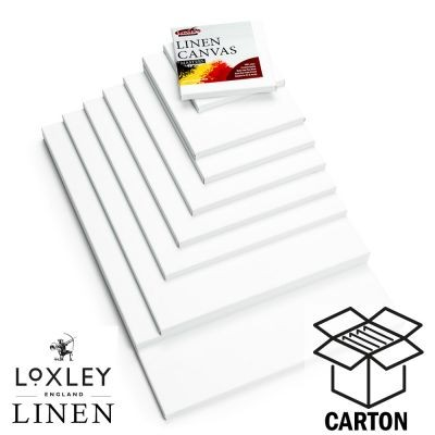 Loxley Linen Masters Canvas Cartons