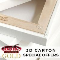 Loxley Gold 3D Cartons Special Offers