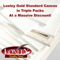 Loxley Gold Standard Canvas Triple Packs