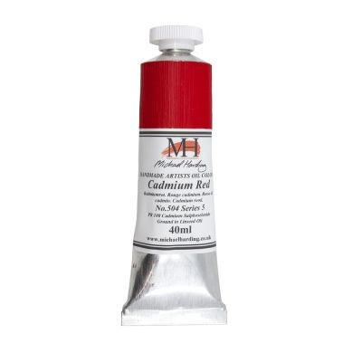 Michael Harding Artists Oil Paint 40ml Tubes