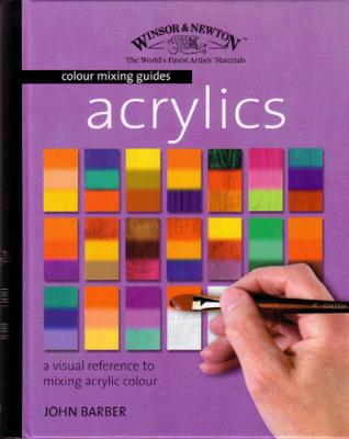 Winsor & Newton Acrylic Colour Mixing Guide