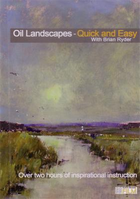 Oil Landscapes - Quick and Easy DVD