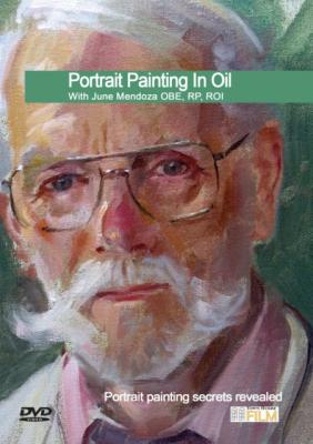 Portrait Painting In Oils DVD