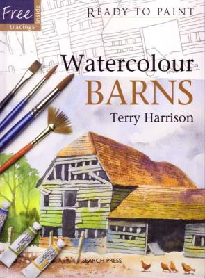Ready to Paint Watercolour Barns