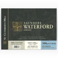 Saunders Waterford Watercolour Paper Block