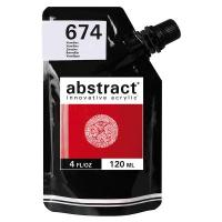 Sennelier Abstract Acrylic Paint SATIN 120ml