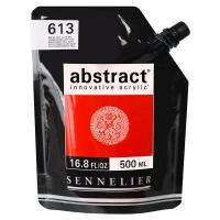 Sennelier Abstract Acrylic Paint SATIN 500ml