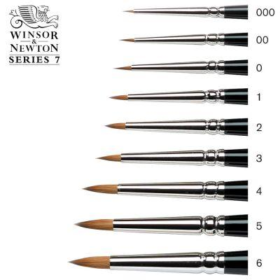 W&N Series 7 Miniature Sable Watercolour Brush