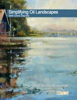 Simplifying Oil Landscapes DVD