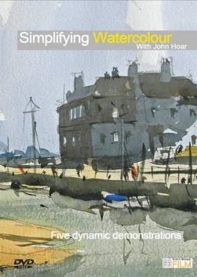 Simplifying Watercolour with John Hoar DVD