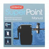 Derwent SuperPoint Manual Pencil Sharpener