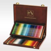 Supracolor Wooden Box Set 80 Assorted Colours