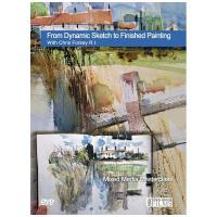 From Dynamic Sketch to Finished Painting With Chris Forsey