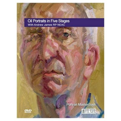Oil Portraits in Five Stages with Andrew James