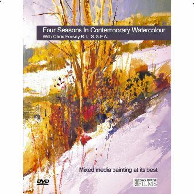 Four Seasons In Contemporary Watercolour With Chris Forsey R