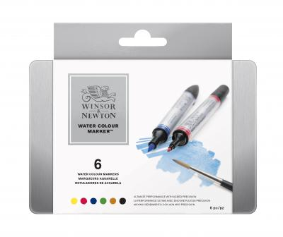 Winsor & Newton Watercolour Marker Sets
