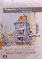 Watercolour Sketchbook with Brian Ryder DVD