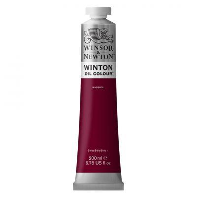 Winsor & Newton Winton Oils 200ml Tubes