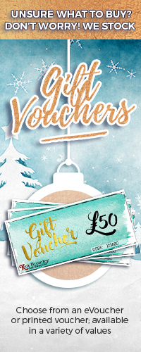 Unsure what to buy? Don't worry we stock Gift Vouchers!