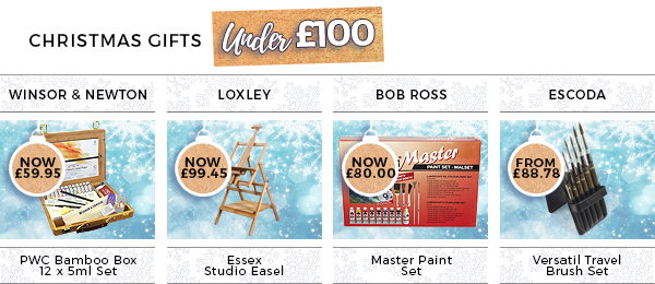 Christmas Gifts Under £100