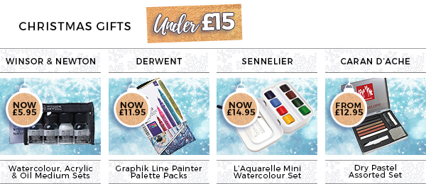 Christmas Gifts Under £15